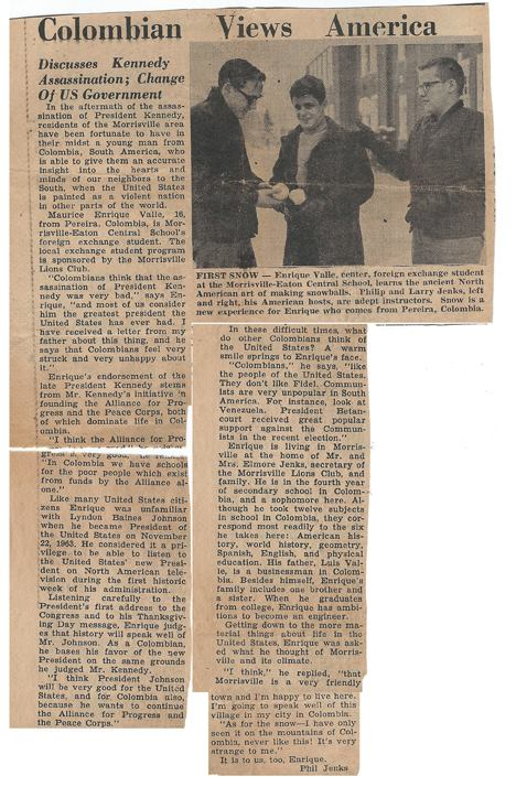 Mid-York Weekly Clipping