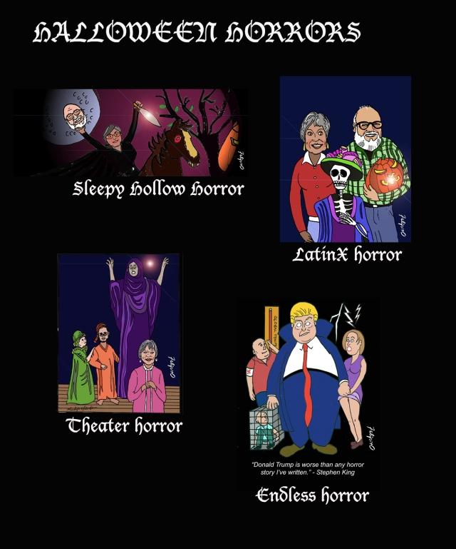 HalloweenHorrors